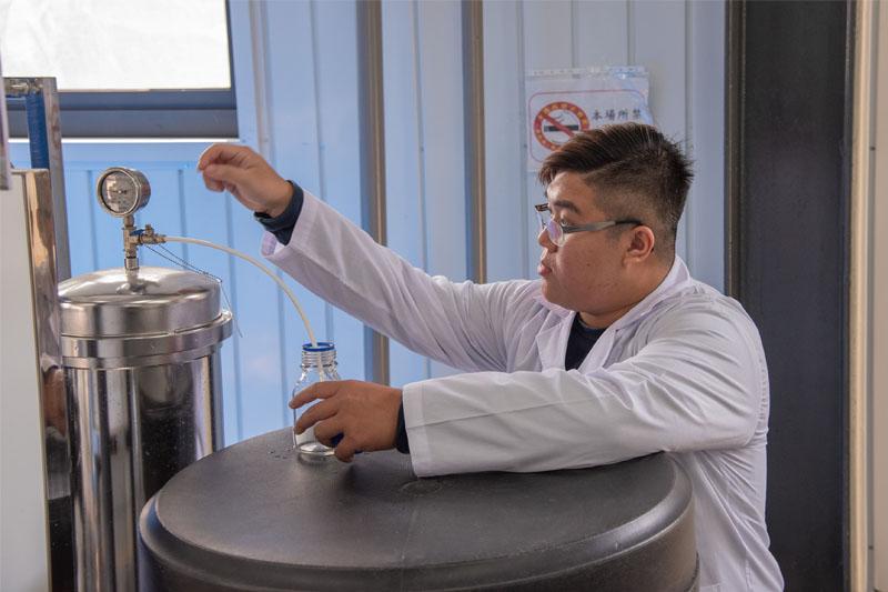 嘉藥為國內大專校院中培育再生水及下水道工程技術人才最完善的教育基地