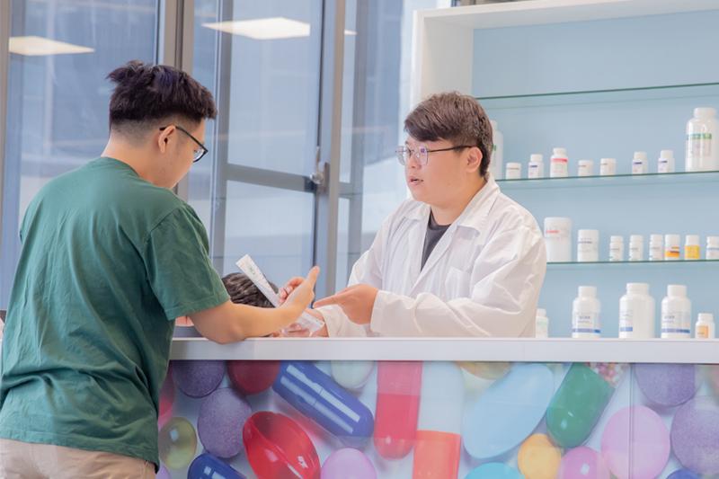 藥學起家的嘉藥申請入學五系招生率百分百