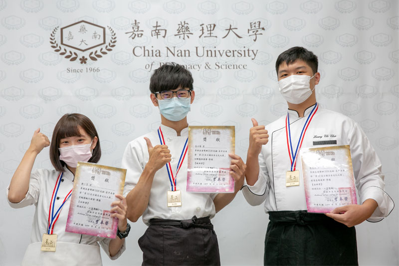 嘉藥學生獲得豐沛教育資源成為獲獎常勝軍