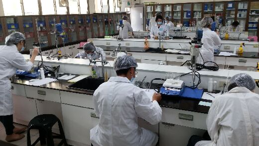 Training cosmetics production personnel - ITRI certification