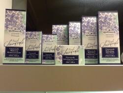 Hallmark Chamomile Series (2014) 為美國百年品牌公司,此為首次授權臺灣生產化粧品。