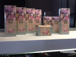 Hallmark Otto Rose Series (2013) 為美國百年品牌公司,此為首次授權臺灣生產化粧品