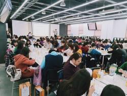 20190127高中職藥妝研習~175人參與本次研習