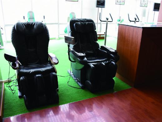 Health care massage equipment