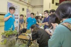 全國老人活動創新設計競賽 - 嘉藥「緣農魚水」團隊榮獲「銀髮學習活動」組優勝