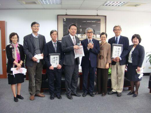 Professor Yoshinori Asakawa of Tokushima Bunri University, Japan, visits CNU