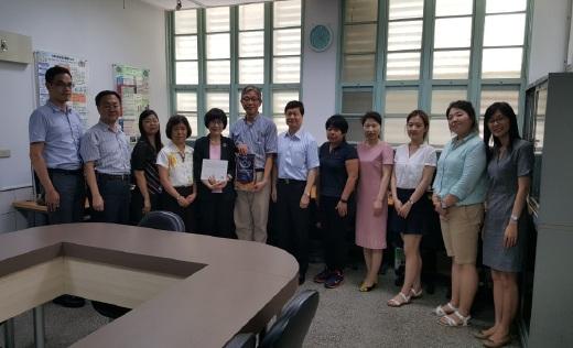 韓國首爾大學來校進行合作交流