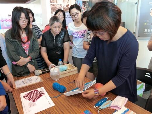 104-2學期織紋創意系列-手機袋