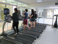 重量訓練室