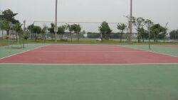 室外排球場