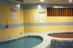 水療館溫泉池