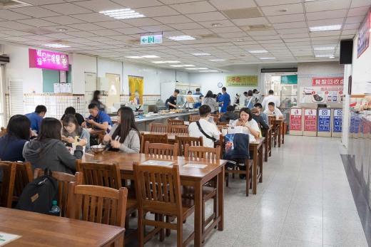 R棟餐廳區域