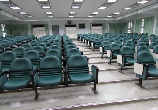 P302合班教室