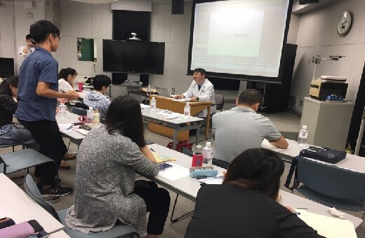 東京藥大暑期臨床藥學課程研習1