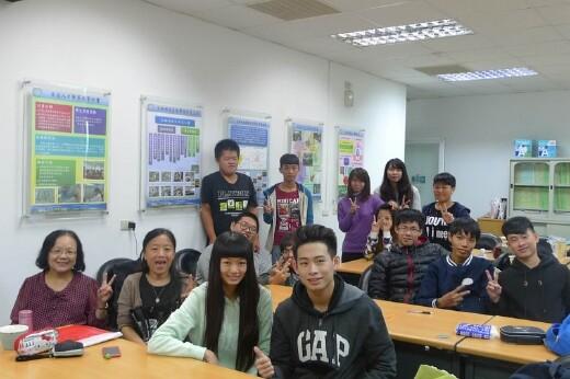 雙軌旗艦計畫-農業生物技術專班學生座談會