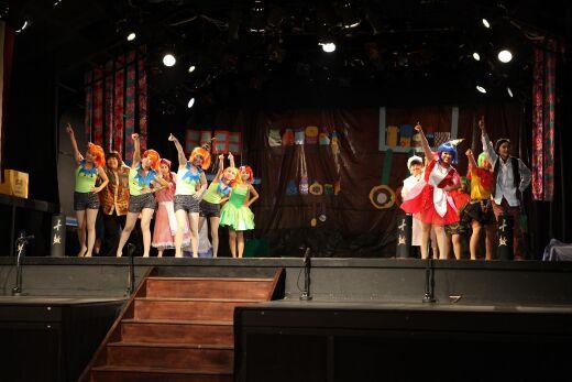 102級社區兒童活動企劃專題製作 - 幼四丙十鼓文化村中劇場〈愛「幼」讓我們在一起〉兒童音樂劇演出