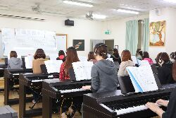 Y703 Keyboard Instruments Classroom (performance)