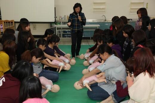 Y402嬰幼兒急救教室(CPR)