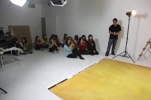 Y701影像前置作業室