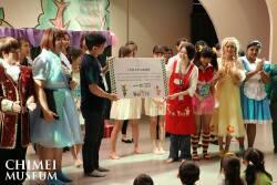104級幼保系畢業展與奇美博物館合辦