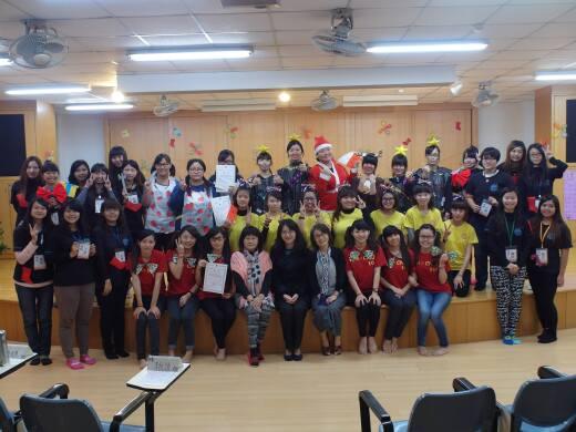 2014.12.23系辦理幼兒律動競賽