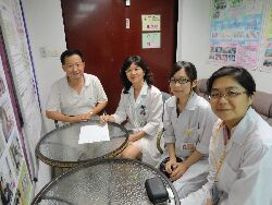Excursion to NCKU Hospital