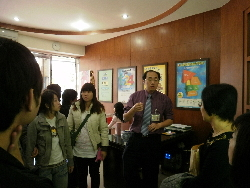 Tour of a clinical nutrition counseling organization