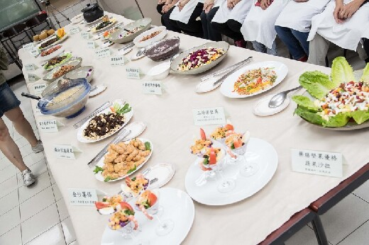 CHINESE HERBAL CUISINE STUDENT EXHIBITION