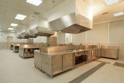 中餐烹調乙級證照班訓練及技能檢定術科場地