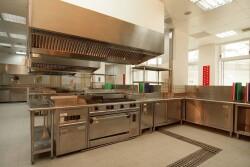 西餐烹調丙級證照班訓練及技能檢定術科場地