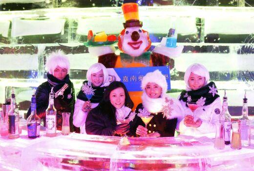 2014年台北冰雪世界活動