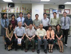 Former chair of the Department of Social Work at National Taiwan University Professor Ku Yeun-Wen at a professional development activity