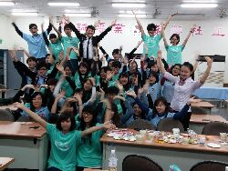 Exchange activity with Taiwanese and Hong Kong volunteers (CNU Department of Social Work and Hong Kong Chinese University)