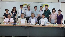 Signing an MOU with National Tsengwen Commercial Vocational High School