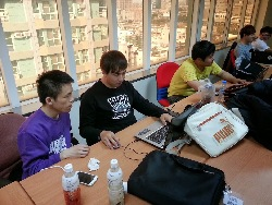 本系學生至鴻泰資訊科技公司實習