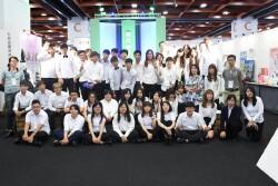 本系師生參與「新一代設計展」