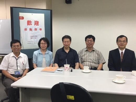 2017鄭州大學王教授蘊智(中)蒞所演講