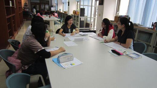 英文小班輔導課程1