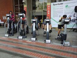 環工系系學會運動創造綠能競賽(2013.10.18)老師團體組