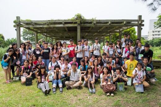 環保產業與永續校園體驗營(2014.7.22-23)