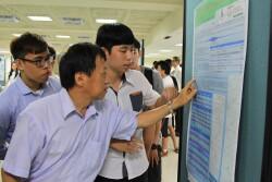 大學部實務專題成果發表暨競賽(2016.6.2)