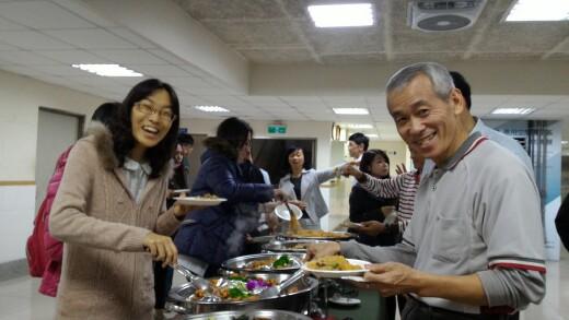 感謝志工學生茶會(2016.1.14)