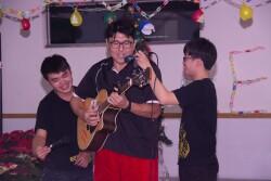 環工家族暨系學會聖誕派對(2015.12.24)
