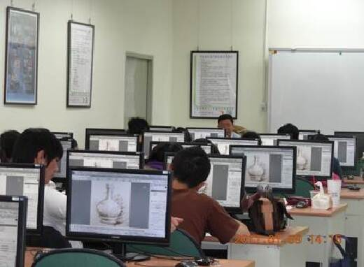 Training class for Autodesk international certification exam