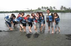 Eco-tourism class