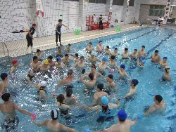Training and certification for the TAFA-AFIC water fitness instructor's license